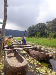 paysage authentique indonésie bali