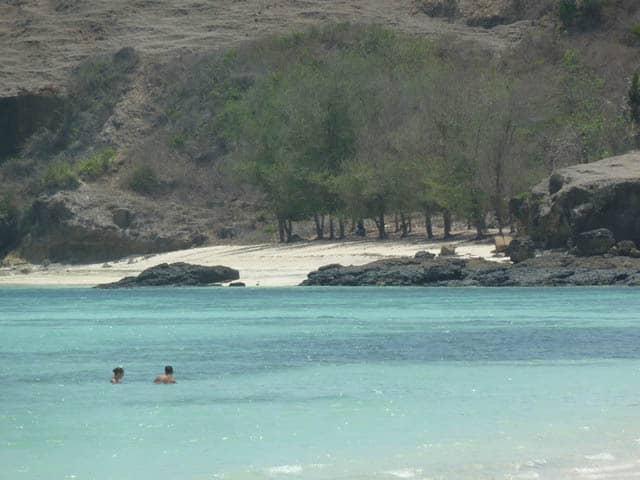 paysage kuta lombok quoi faire