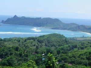 Lombok Kuta paysage séjour indonésie