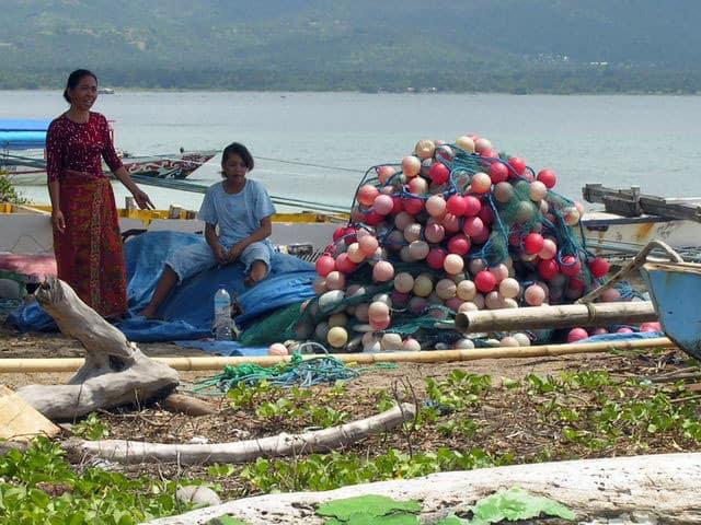 peche gili air ile lombok indonesie