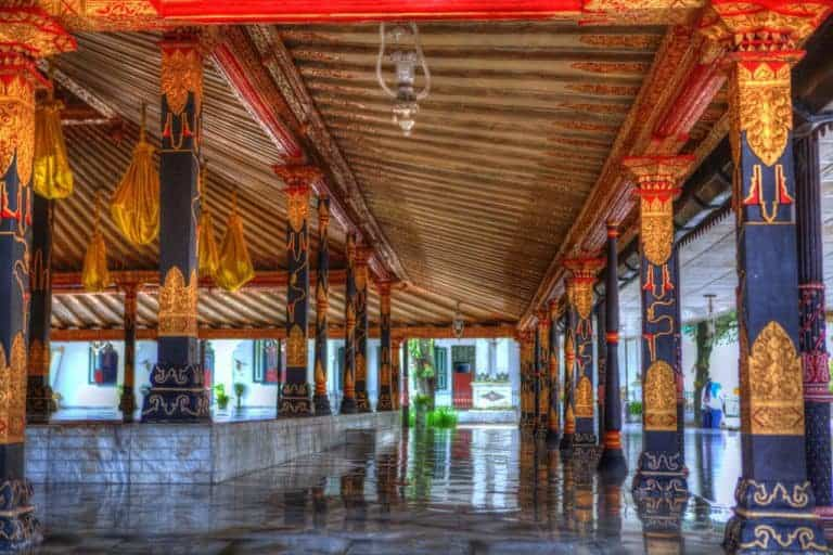 palais du sultan keraton yogyakarta
