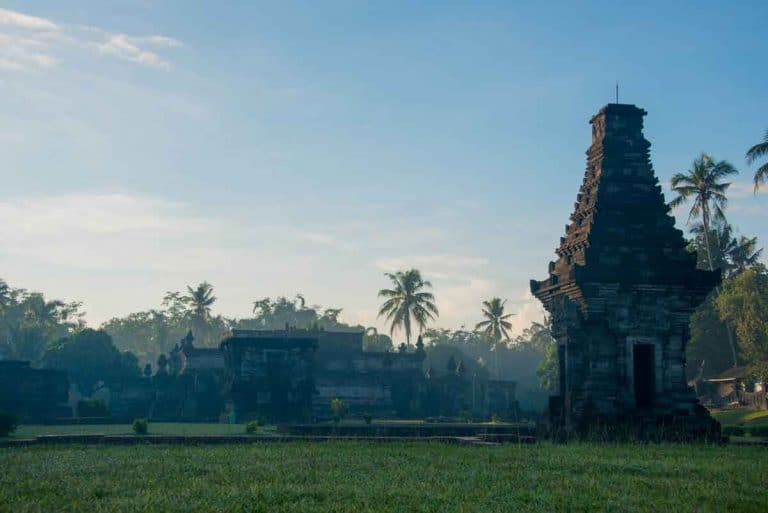 penataran temple java est culture visite panorama