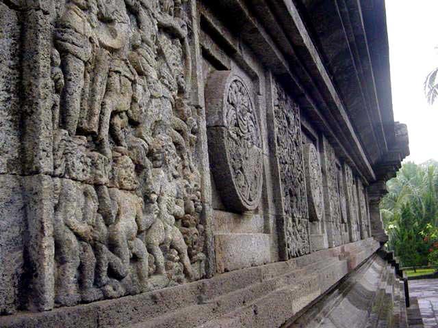 penataran temple java est ile indonesie