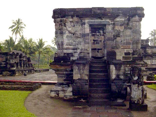 penataran temple java est temple ancien