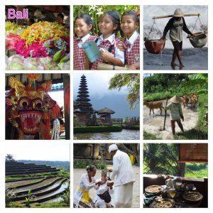 découverte bali culture indonésienne