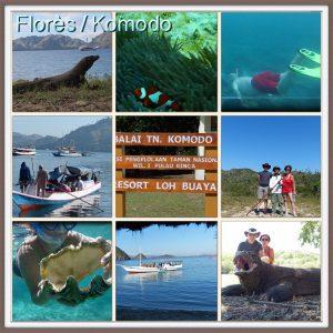 Flores découverte ile indonésienne paysage