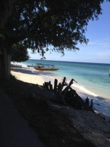plage paradisiaque ile gili