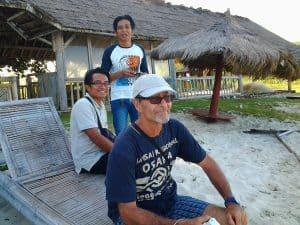 lombok plage tourisme circuit découverte