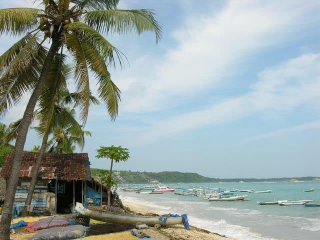 plage nusa lembongan paradis