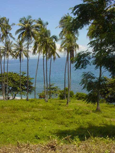 plage senggigi lombok ile indonesie paysage