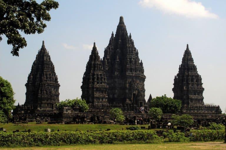 prambanan ile de java temple indonésie