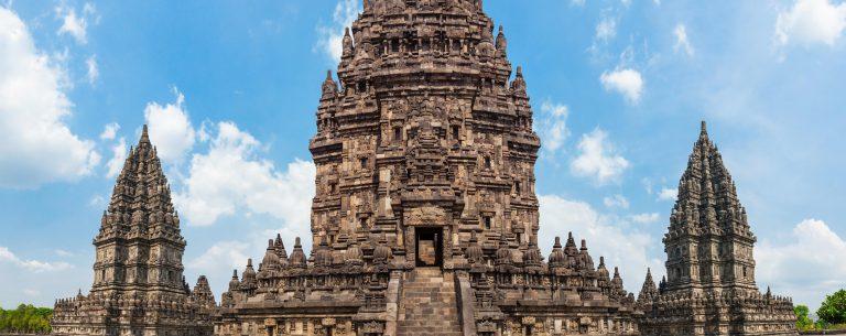 prambanan temple java indonésie
