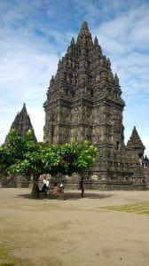 Prambanan temple Yogyakarta Indonésie