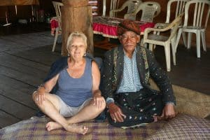habitant de bali tourisme indonésie