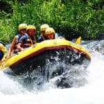 rafting activite bali indonesie