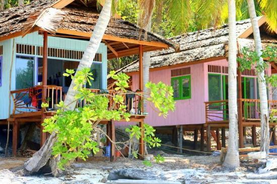 bungalows classiques togian
