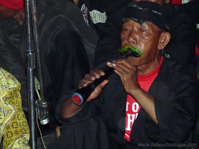 reog javanaise musique traditionnelle