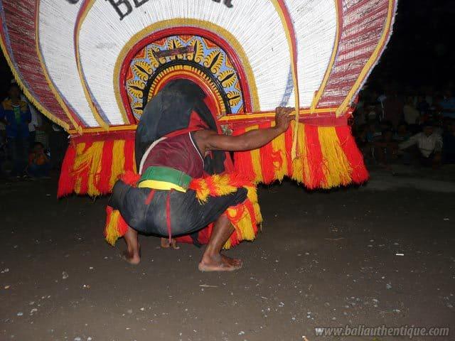 reog javanaise spectacle danse coloré