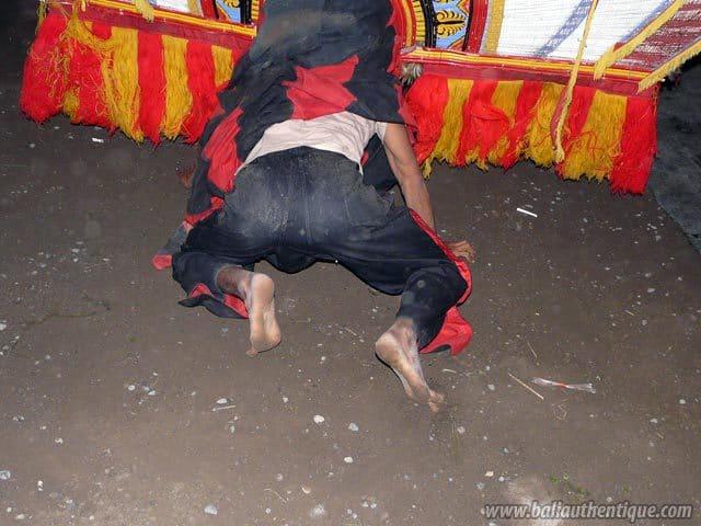 reog javanaise spectacle danse ile indonesie java
