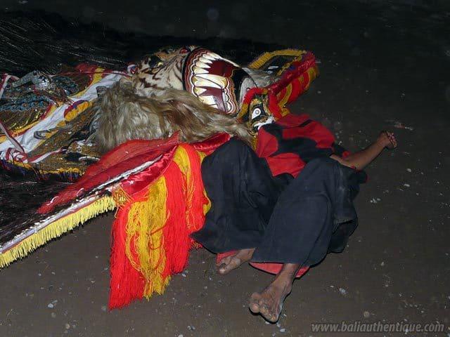 reog javanaise spectacle danse indonesie java