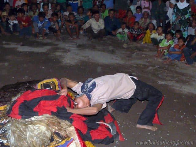 reog javanaise spectacle danse indonesie