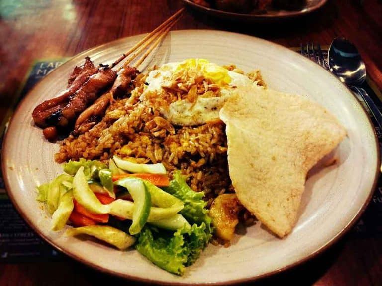 restaurant uluwatu indonesien nourriture food