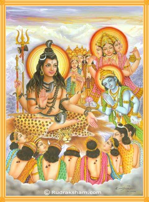 déesse Sambhu indonésie