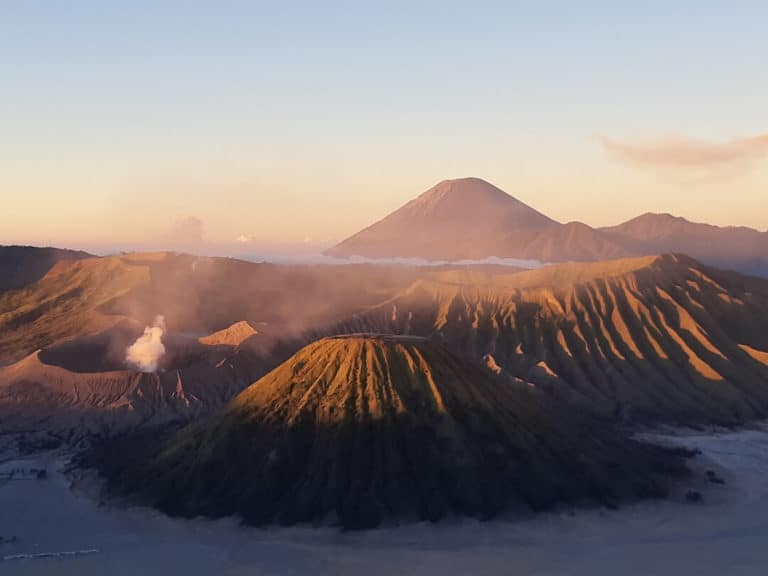 sejour java bromo indonesie