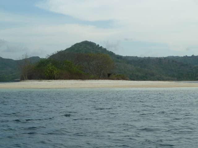 sekotong lombok indonesie voyage montagne