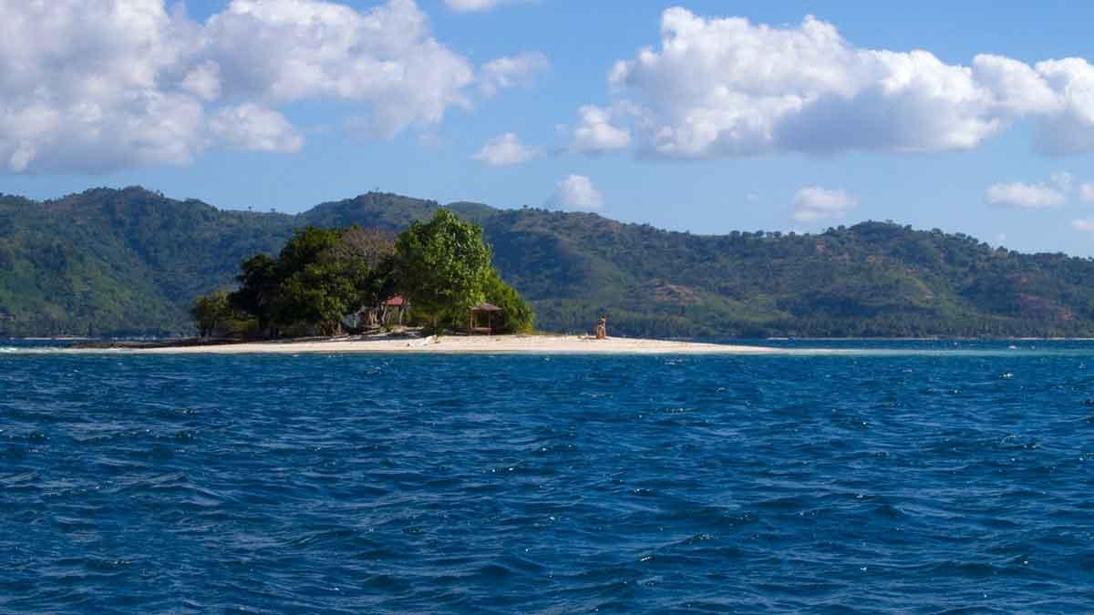 sekotong lombok indonesie voyage panorama