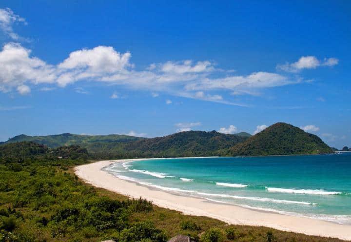 selong belanak plage lombok