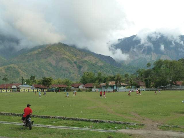 sembalung lombok indonesie randonnee