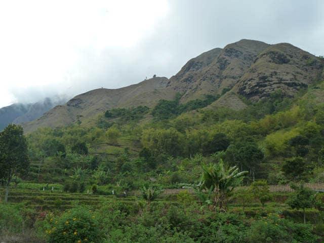 sembalung lombok indonesie trekking