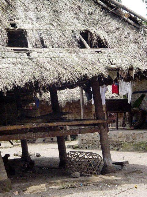 senaru village lombok indonesie visite