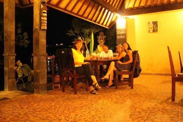 bali restaurant entre amis