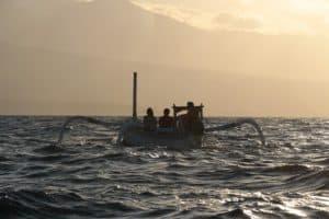 Lovina Bali sortie en mer