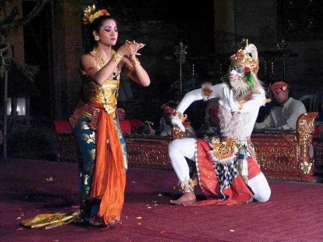 spectacle danse ramayana java danse locale