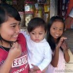 sulawesi suaya region toraja enfants sourires