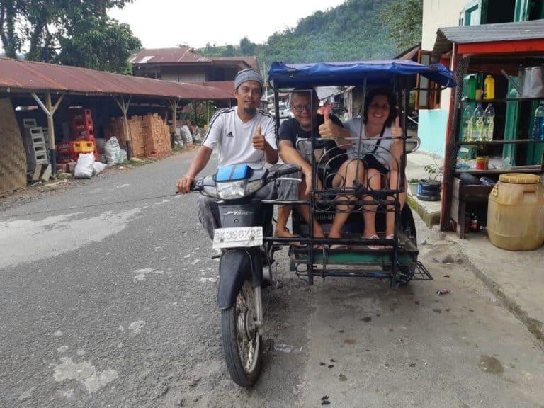 Sumatra-butik lawang-touktouk