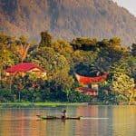 sumatra voyage indonesie lac maisons
