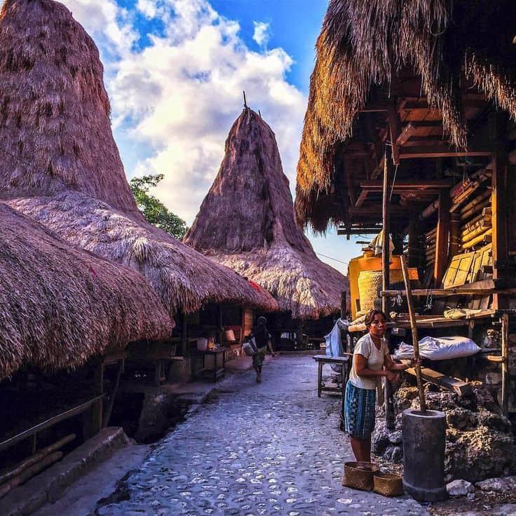 sumba activité decouverte village indonesie