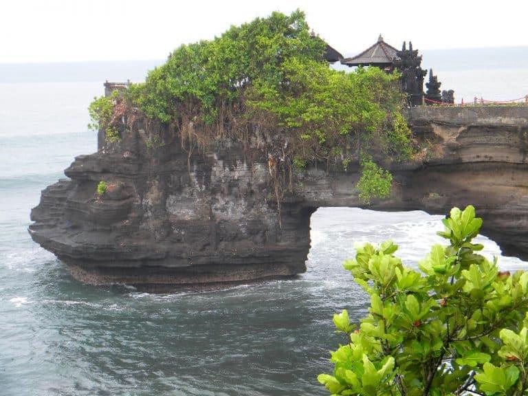 Tanah Lot Temple balinais circuit bali