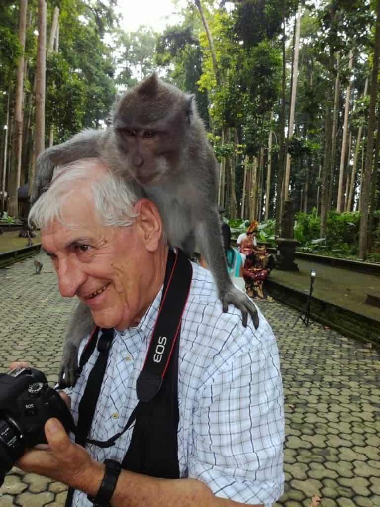 temoignage avis bali authentique foret des singes