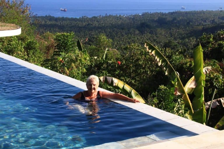 temoignage avis bali authentique hotel piscine