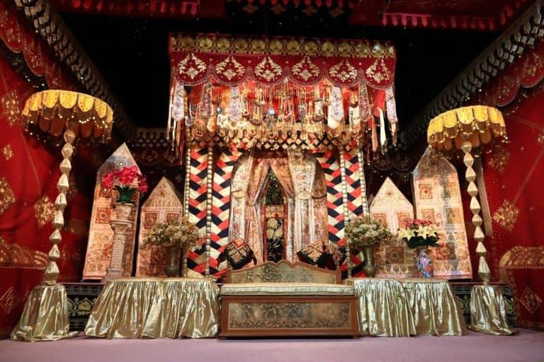 temoignage avis bali authentique palais minang sumatra