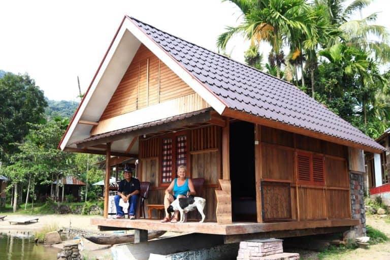 temoignage avis bali authentique sumatra lac maninjau