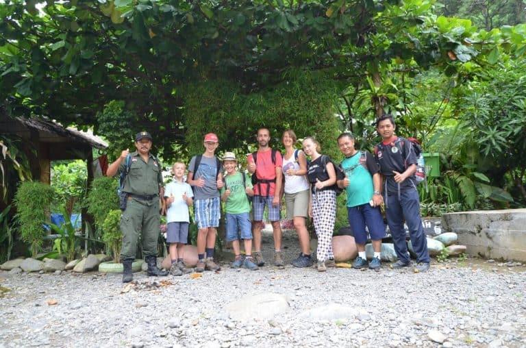 temoignage voyageurs 2019 en famille Sumatra