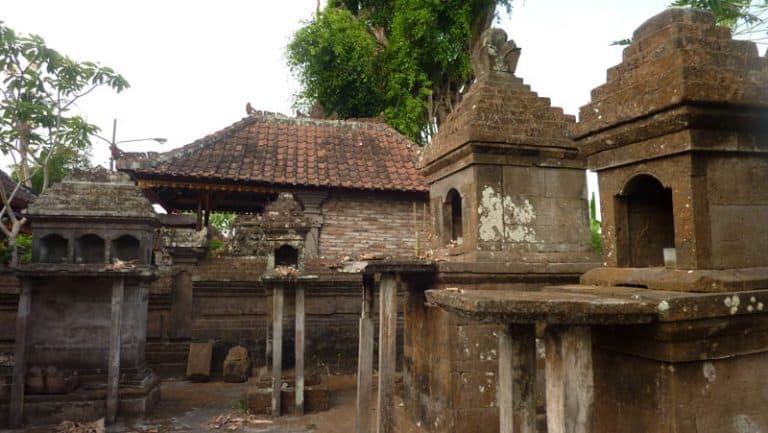 temple ancien bali candi wasan indonesie