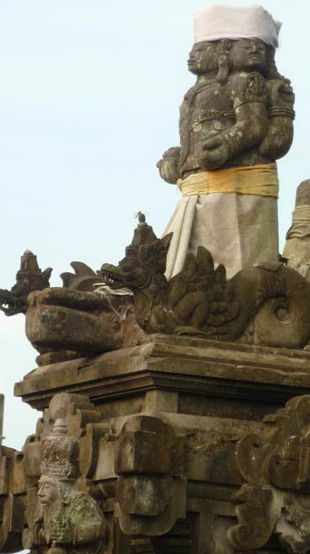 temple bali candi wasan indonesie culture locale