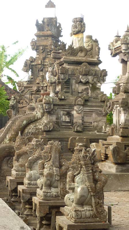 temple bali candi wasan indonesie culture